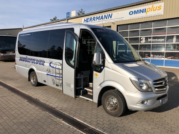 Mercedes Benz Sprinter 906