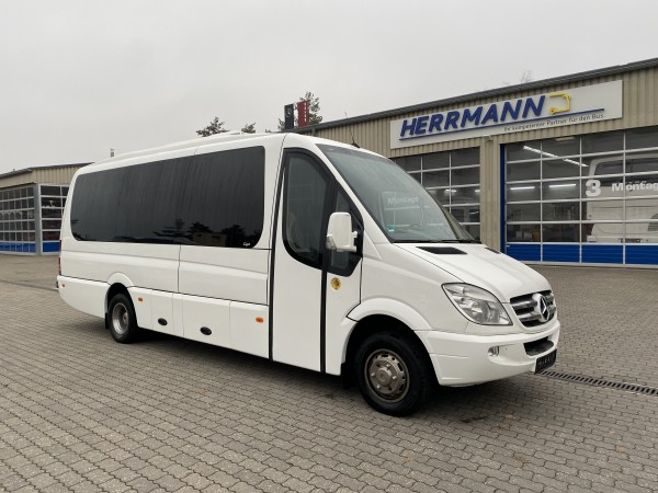 Mercedes-Benz Sprinter 906 Dauria SRL