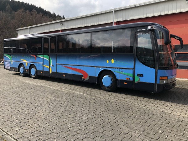 Setra S 317 UL GT